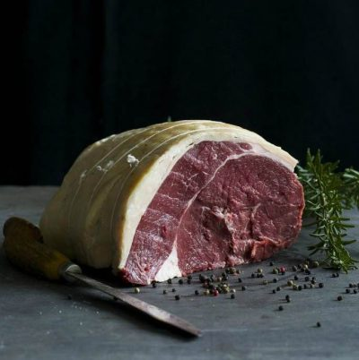 Rump Joint for Roasting