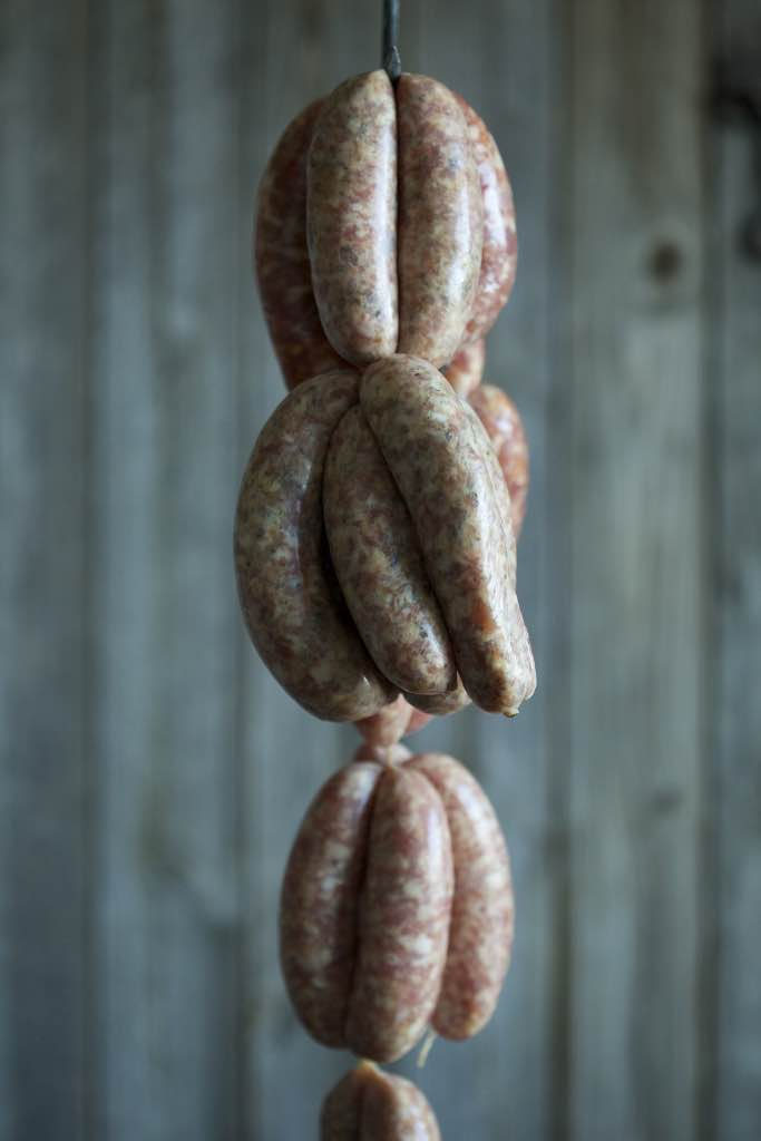 Salsicce – a Pork sausage made in an Italian style