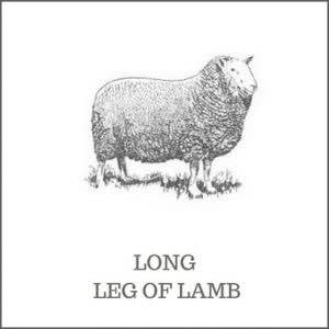 Long Leg of Lamb